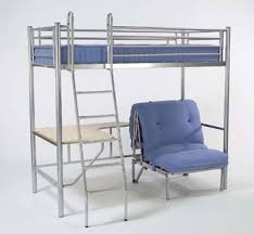 Jaybe Bunk Bed Futon Bunk Bed With Desk And Chair My Their Bunk Bed