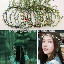 headband flower flower headband flower headband suppliers and manufacturers at