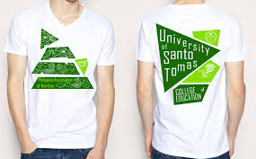 Design For T Shirt Ideas College Shirt Designs For Ust College Of Education Nutrition