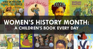 high school history book women s history month a book every day teaching for change