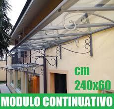 tettoia in ferro battuto pensilina tettoia modulare in ferro battuto linea mauriello
