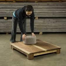 Make Your Own Meditation Bench Folding Meditation Bench Made Of Poplar Wood Handcrafted