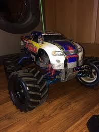 nitro rc monster trucks nitro rc monster truck t maxx traxxas in penkridge