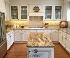 granite ideas for white kitchen cabinets white kitchen cabinets granite countertop modern design