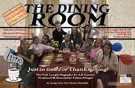 the dining room lagrange area teen theater ensemble