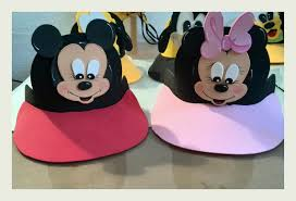 como hacer gorras de fomix del cars viseras foami cars minions mickey kity henry pony chavo bs