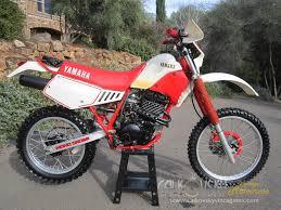 vintage yamaha motocross bikes image gallery yamaha 350 enduro