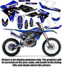 2015 2017 yamaha yz 85 graphics kit decals stickers moto decor