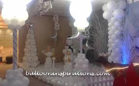 Winter Wonderland Centerpieces Christmas Decor Winter Wonderland Ballooninspirations Com