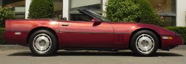 1987 corvette specs 1987 chevrolet corvette facts production statistic and trivia