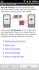 barcode reader app for android android app review barcode scanner android central