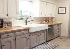 charming two tone kitchen best 25 two tone kitchen ideas on