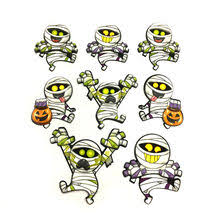 Halloween Stickers Buy The Halloween Foam Glitter Icon Stickers By Creatology At