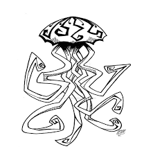 tattoo geometric outline great outline geometric jellyfish tattoo design by auntyrichie