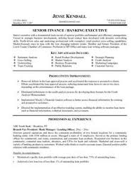 Bank Manager Sample Resume Fantastic Resume Samples Good Resumes For Perfect Jobs Money