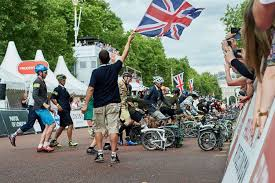 the ultimate brompton racing event