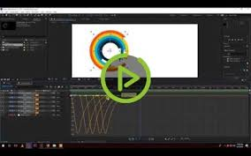 tutorial after effect bahasa tutorial after effect animate trim path simple masking text