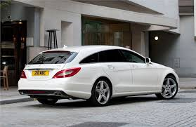 mercedes introduction mercedes cls shooting brake 2012 car review honest