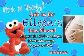 elmo online invitations top 13 elmo baby shower invitations for you thewhipper com