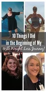 thanksgiving weight loss tips 10 things i did in the beginning of my 115lb weight loss journey
