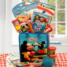 gift baskets for kids a gift basket 4 you mickey s house gift bag