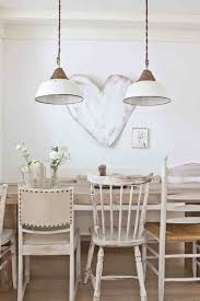 Shabby Chic White Dining Table by Best 25 Mismatched Dining Chairs Ideas On Pinterest Mismatched