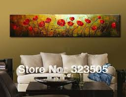 Oversized Wall Art by Long Canvas Wall Art 1000 Images About Large Wall Art Original