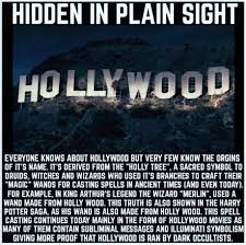 hollywood s secret hiding in plain sight the unseen encyclopedia