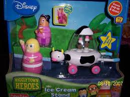 amazon higglytown heroes ice cream stand toys u0026 games