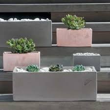 Rectangular Terracotta Planters by Terracotta Planter All Architecture And Design Manufacturers
