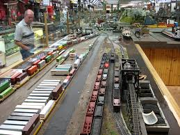 medina railroad museum ho scale model layout 12 flickr