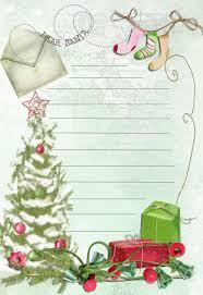 Free Christmas Crafts Ideas Free Christmas Letter Templates Printable Yfgit Printables
