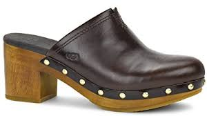 ugg australia clogs sale amazon com ugg s chocolate leather sandal shoes