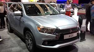 mitsubishi asx 2017 uae mitsubishi asx 2017 in detail review walkaround interior exterior
