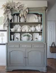Display Hutch Comment Peindre Un Meuble Painted Hutch Paint Furniture And