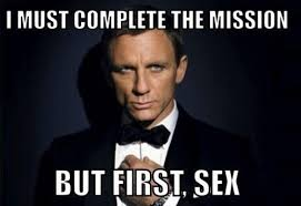 James Meme - wanna know which bond had the highest body count here s a helpful