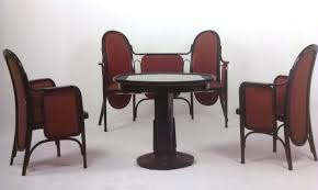 Vintage Living Room Sets by Antique Living Room Set From Thonet Mundus For Sale At Pamono
