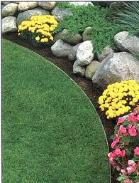 Flower Bed Edger Cost To Edge A Garden Bed 2017