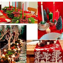 Christmas Table Settings Ideas Christmas Table Decorations Design Ideas Ideas For Interior