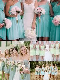 mint bridesmaid dresses bridesmaid dress trend let s go mint tulle chantilly
