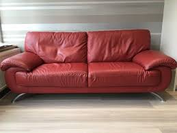 Nicoletti Leather Sofa Nicoletti Leather Sofa In Aberdeen Gumtree