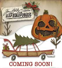 christmas collections coming soon from tim holtz and christmas collections