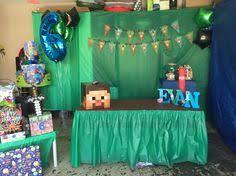 Minecraft Party Centerpieces by Minecraft Birthday Banner Decor Minecraft Party