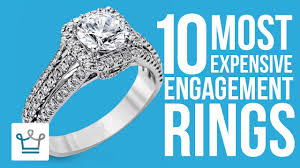 the wedding ring in the world top 10 most expensive engagement rings in the world