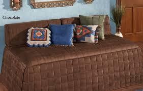 day bed sets bernadette tufted leather daybed set farnham 6