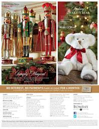 Bombay Home Decor by Bombay 2015 Holiday Home Book