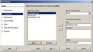 open office resume wizard openoffice org training tips and ideas writer text documents