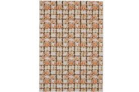 orange rugs for your home u0026 office living spaces