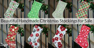 christmas stockings sale beautiful handmade christmas stockings for your holiday decor and