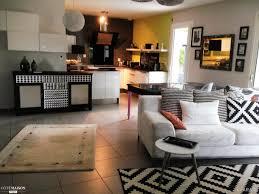 deco cuisine ouverte sur salon decoration cuisine ouverte salon